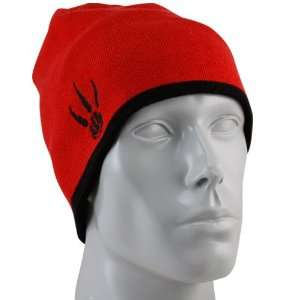 adidas Toronto Raptors Red Official Team Knit Beanie