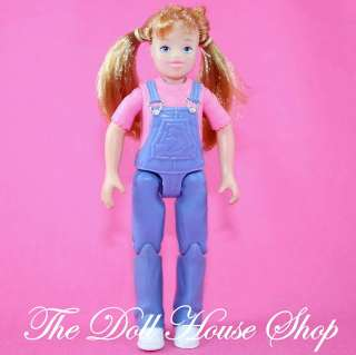Teen Fisher Price Loving Family Dollhouse Doll Summer People