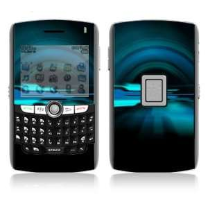 BlackBerry World 8800/8820/8830 Vinyl Decal Skin   Abstract Future