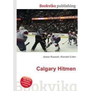 Calgary Hitmen Ronald Cohn Jesse Russell Books