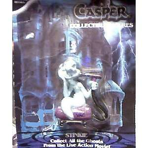 Stinkie, the Ghost Collectible Figure   1995 Casper the