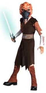 Plo Koon Star Wars Clone Wars Jedi Knight Master Halloween Child
