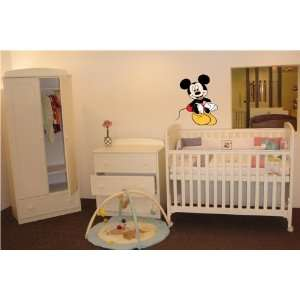 MICKEY MOUSE CARTOON WALL COLOR STICKER MURAL DISNEY Arts