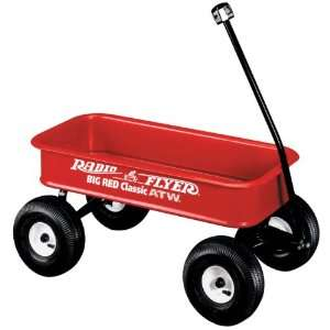Radio Flyer Atw Steel Wagon 1800 Toys & Games