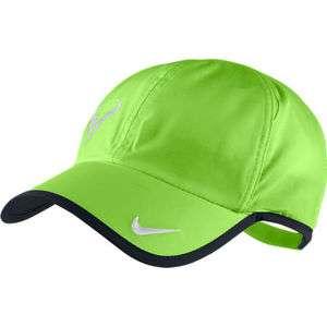 Nike Featherlight Dri Fit Cap Hat Running Marathon Tennis