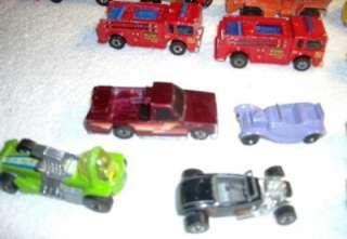 Hotwheels Diecast Car Trucks Mixed lot 29 1970s 1980s