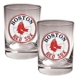 Boson Red Sox Double Rocks Se Kichen & Dining
