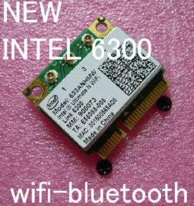 Intel 450Mb Centrino Ultimate N 6300 633ANHMW Half Wireless wifi Card