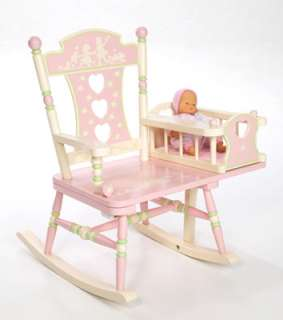 Levels Of Discovery Rock A My Baby Rocking Chair Rocker