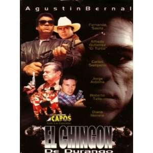 El Chingon De Durango Alfredo Gutierrez, Fernando Saenz