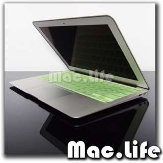 100% new High Quality keyboard silicone cover for Latest Macbook Air