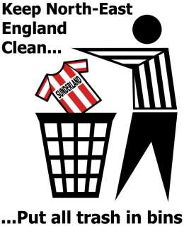 KEEPENGLAND CLEAN newcastle funny united t shirt