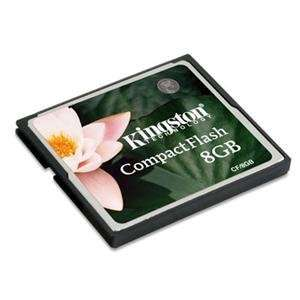 NEW 8GB CompactFlash Card (Flash Memory & Readers) Office