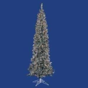 78 Artificial Pencil Christmas Tree in Silver