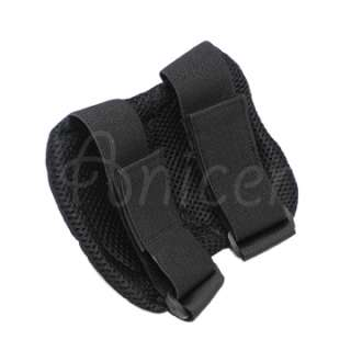 Tactical Combat Knee and Elbow Protective Pads Set Black