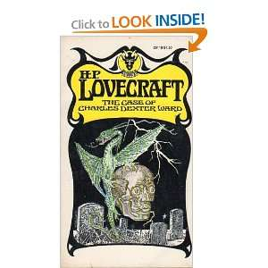The Case of Charles Dexter Ward (9780345251183): H.P. Lovecraft: Books