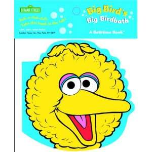 Big Birds Big Birdbath (Bath Book) (9780375827228) Kara