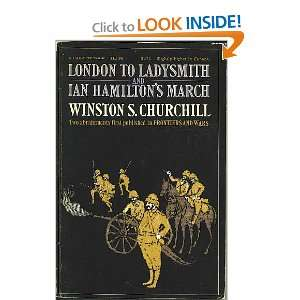 , and Ian Hamiltons march (A Harvest book) Winston Churchill Books