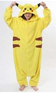 pokemon pikachu cosplay costume cos component pikachu costume coser