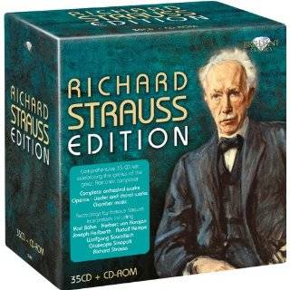 Richard Strauss Classical Music CDs