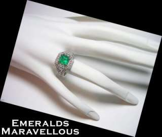 fascinating natural vibrant green emeralds and scintillating diamonds