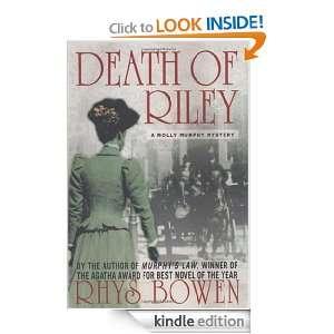 Riley (Molly Murphy Mysteries): Rhys Bowen:  Kindle Store
