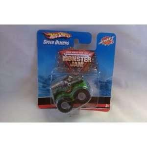 Monster Jam Grave Digger Gravedigger Pull Back Racer From 2004 Moc Nib