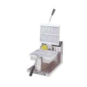 5051ET Electronic Control Ice Cream Waffle Baker