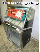 Gorgeous 1957 Seeburg L100 jukebox  Must see