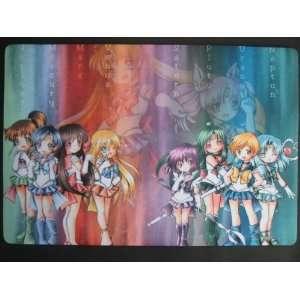 Sailor Moon Senshi Sailor Girls Magical Powers Card Battle