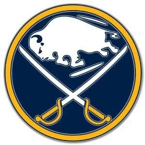 Buffalo Sabres NHL Hockey bumper sticker decal 4 x 4