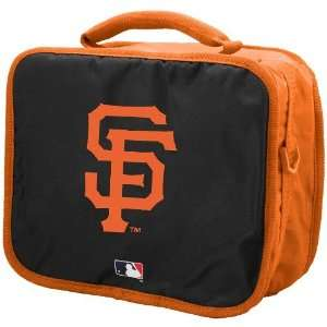 San Francisco Giants Black Orange Insulated MLB Lunch Box