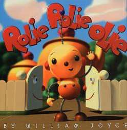 Rolie Polie Olie by William Joyce 1999, Hardcover 9780060271633