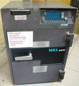 NKL SAFE, TIME DELAY/TIME LOCK, COMMERCIAL
