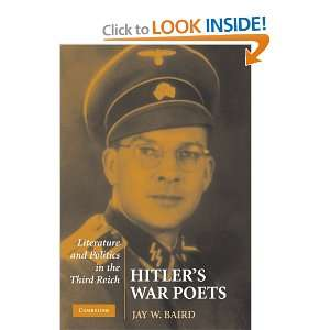 and Politics in the Third Reich (9780521145633) Jay W. Baird Books