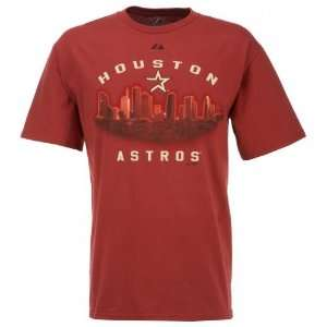 Academy Sports Majestic Mens Houston Astros Player T shirt