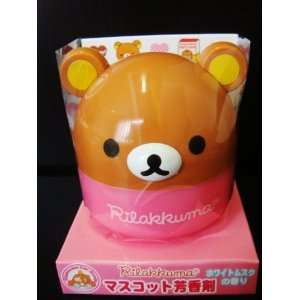 San X Rilakkuma Peach Car home Air Freshener fragrance