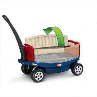 Little Tikes Endless Adventures Ride & Relax Wagon 600913 050743600913