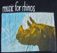 JAM Vintage Concert SHIRT 90s TOUR T RARE ORIGINAL Music For RHINOS