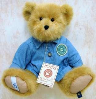 plush boyds bears resin larry fraga ornaments polonaise ornaments