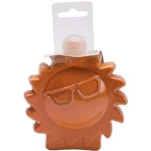 Extreme Sand Art Bottle 8 Ounces Tangerine   664227 Patio