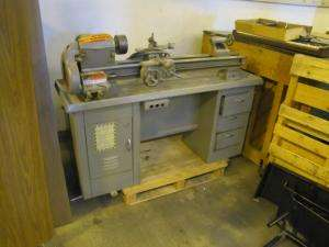 South Bend Model CL 370 RD 9 Precision Metal Lathe 12 Speed Flat Belt