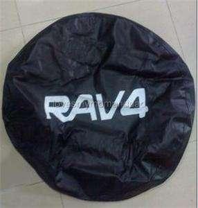 RAV4 Car Auto Motor Spare Wheel Tyre/Tire Foldable Cover Rear 16 inch