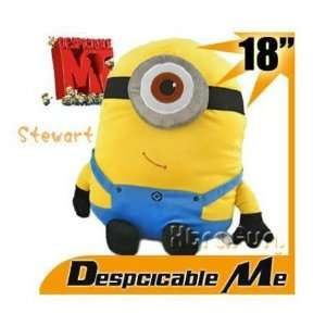 18 Despicable Me Plush Extra Large Soft Pillow Plush One