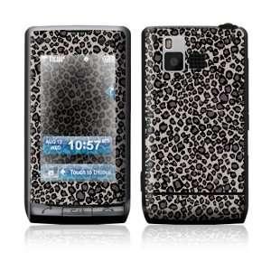 LG Dare VX9700 Skin Sticker Decal Cover   Grey Leopard
