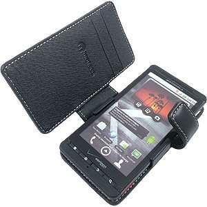 com Monaco Executive Leather Case for Motorola DROID X MB810 & DROID