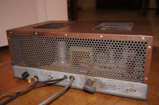 mk iii radio listed separately light use one owner clean nice example