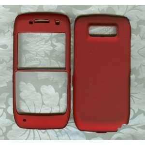 red new nokia e71 e71x Straight Talk phone cover case
