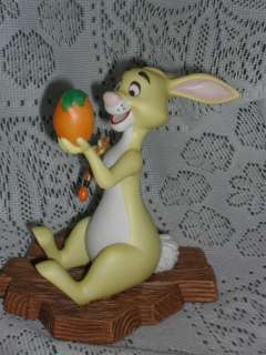 Disney Pooh & Friends NOW ITs PERFECT RABBIT FIGURINE