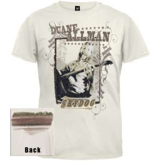 Duane Allman   Skydog T Shirt